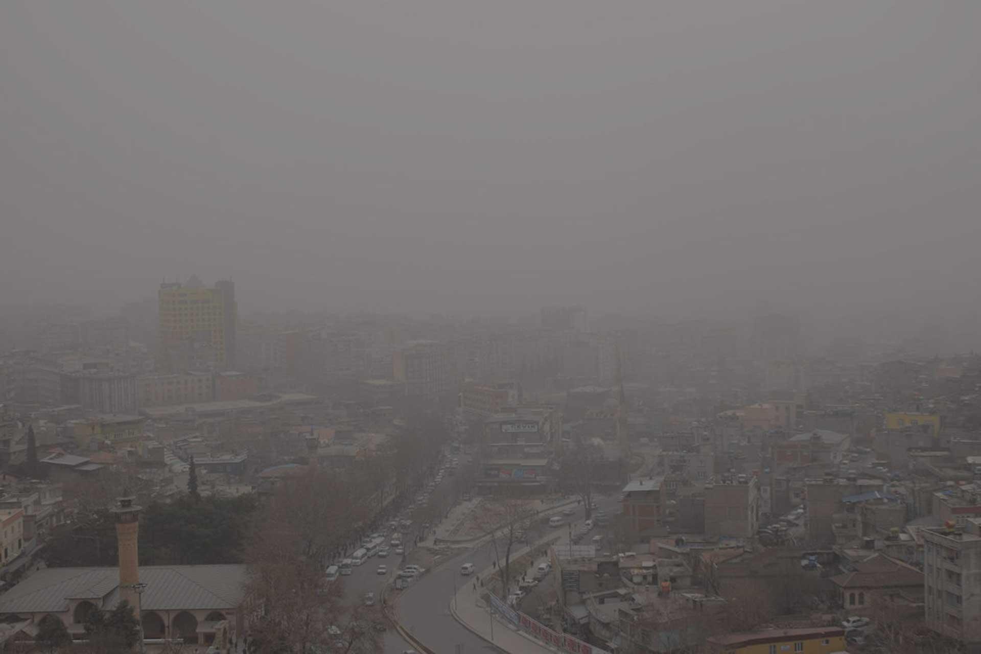 Hava Kirliliği En Yüksek 10 Şehir